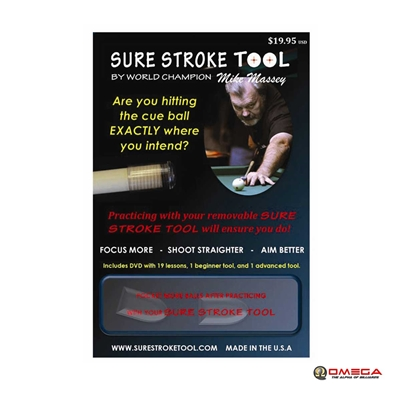 SURE STROKE TOOL AND DVD