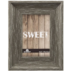 "Acrimet Photo Picture Frame 4"" x 6"" for Tabletop 11.1"