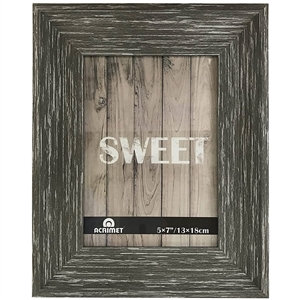 "Acrimet Picture Frame 5"" X 7"" Size"