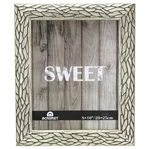"Acrimet Photo Picture Frame 8"" x 10"" (With Hanger) 12.3"
