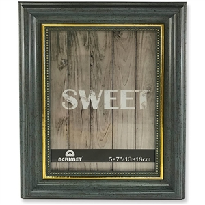 "Acrimet Picture Frame 5""X 7"" Size"