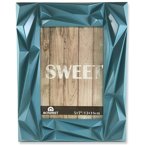 "Acrimet Picture Frame 5""X 7"" size (Green Color)"