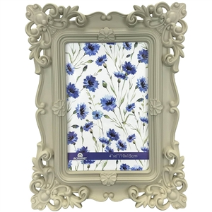 "Acrimet Picture Frame 4"" X 6"" size (With Hanger)"