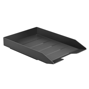 Acrimet Stackable Letter Tray (Solid Black Color) (1 Unit) Code 211.4