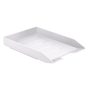 Acrimet Stackable Letter Tray White Color (1 Unit) Code 211.6-BO