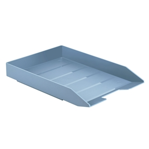 Acrimet Stackable Letter Tray (Solid Blue Color) (1 Unit) Code 211.AO