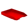 Acrimet Stackable Letter Tray (Solid Red Color) (1 Unit) Code 211.VMO