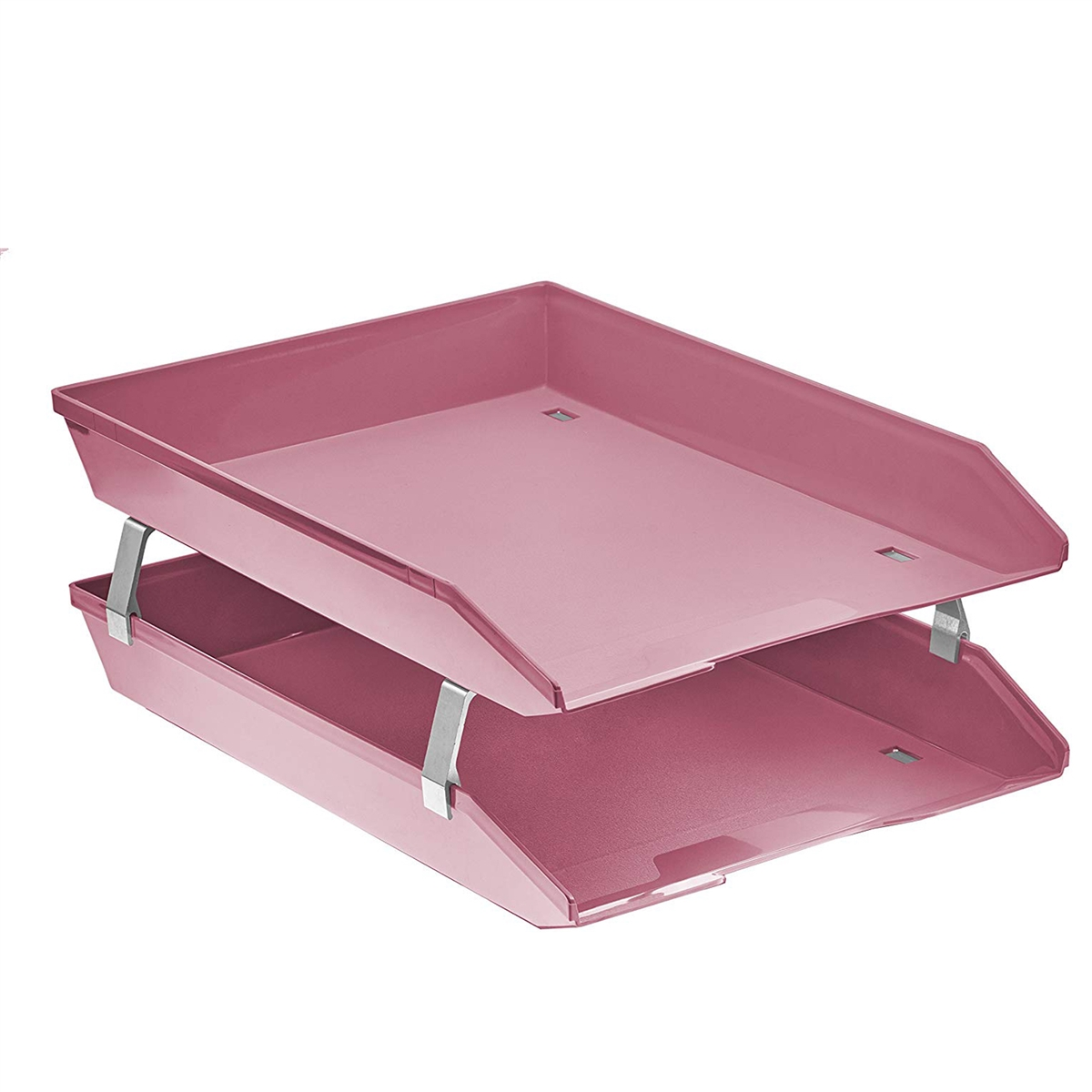 Acrimet Facility 2 Tiers Double Letter Tray Front Loading Design ...