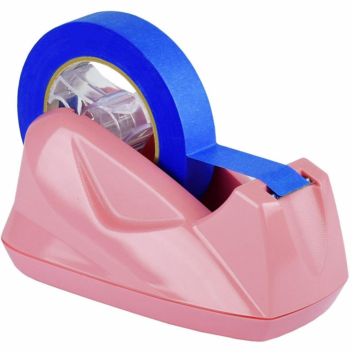 Acrimet Tape Dispenser Jumbo (Pink Color) Code 271.9
