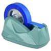Acrimet Premium Tape Dispenser Jumbo (Solid Green Color) Code 271.V.O