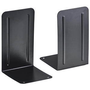 Acrimet Premium Bookends (Black Color) 1 Pair Code 292.5