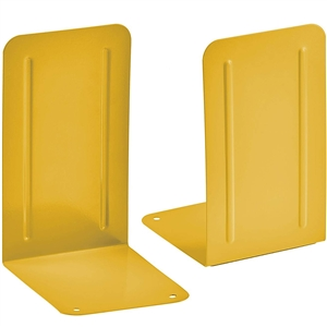 Acrimet Premium Bookends (Yellow Color) 1 Pair Code 292.6