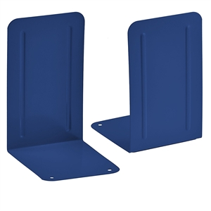 Acrimet Premium Bookends (Deep Blue Color) 1 Pair Code 292.7