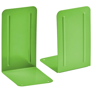 Acrimet Premium Bookends (Green Citrus Color) 1 Pair Code 293.7