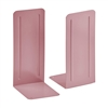 "Acrimet Jumbo Premium Bookends 9"" Pink Color Code 295.1"