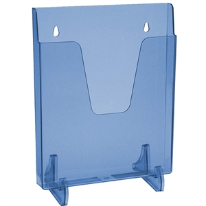 Acrimet Pocket File Vertical Exhibitor (Clear Blue Color) Code 863.2