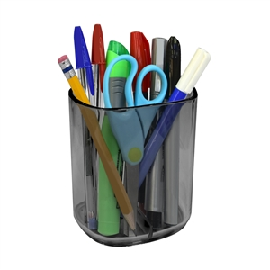 Acrimet Jumbo Pencil Holder Cup (Smoke Color)