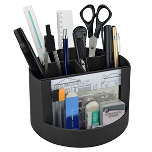 Acrimet Mix Desktop Organizer Black 958.1