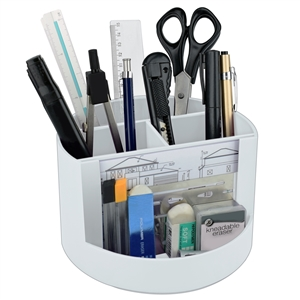 Acrimet Mix Desktop Organizer White 958.2