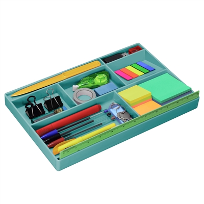 Acrimet Drawer Organizer (Solid Green Color) Code 977.VO