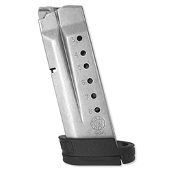 Smith and Wesson 19936 Magazine M&P Shield 9mm 8rd Black Finish