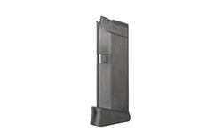 Glock 43 9MM  6 Rd  EXT Magazine