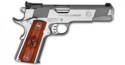 Springfield PI9134LCA 1911 Loaded Target 9+1 9mm 5""