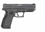 "Springfield Armory XD 9MM 10rd 4"" Black"