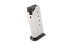 Springfield Armory XD-S Magazine 9mm Luger 7 Rounds Flush Fit Black Polymer Steel XDS0907