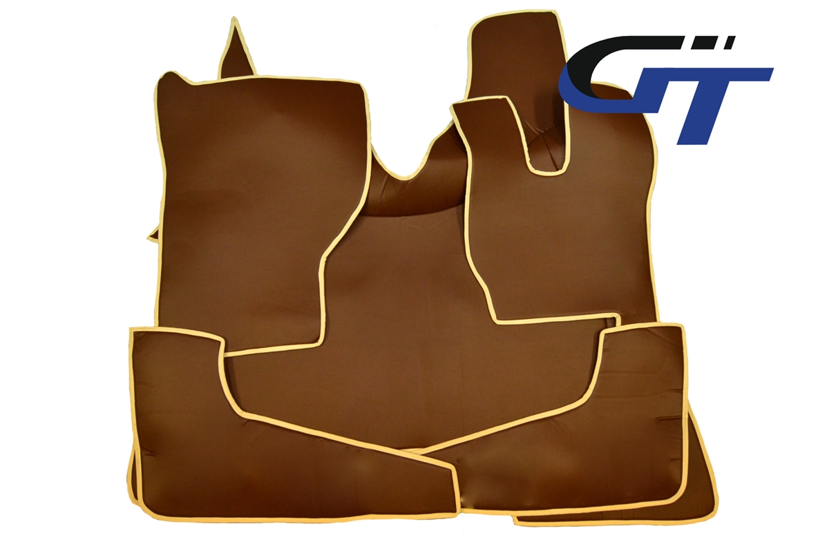~ ECO LEATHER ~ ENGINE COVER FOR VOLVO FH4 2014+