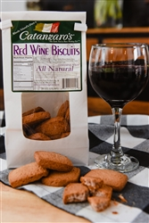 Italian Red Wine Biscuits