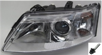 Genuine Saab 9-3 Xenon Headlight Assembly ('03-'07) LH