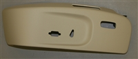 Genuine Saab 9-3 Convertible Seat Trim Beige (12798688)