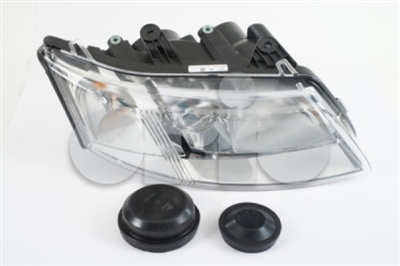 **FREE GROUND SHIPPING** Genuine Saab 9-3 Halogen Headlight Assembly ('03-'07) RH