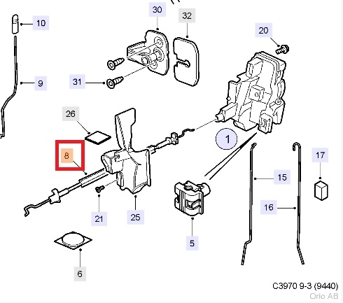 2003 Saab 9 3 Fuel Pump Location on 1999 saab 9 3 fuel filter location