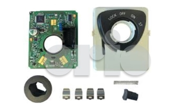 **FREE GROUND SHIPPING** Genuine Saab Ignition Switch Repair Kit (ISM) (32021815//12801010) - 2003-2011 9-3