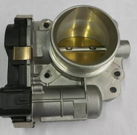 **FREE GROUND SHIPPING** Genuine Saab Throttle body 9-3 (9440) 2008 to  2011|4 Cylinder [93189207]