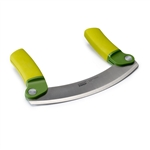 joseph joseph green mezzaluna folding herb chopper