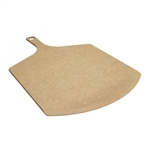 "epicurean 17"" x 10"" natural pizza peel"
