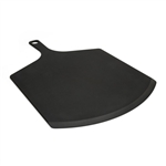 "epicurean 17"" x 10"" black pizza peel"