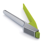 joseph joseph green easy-press garlic crusher