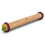 joseph joseph multi colour adjustable rolling pin plus