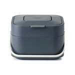 joseph joseph stack 4 graphite food waste caddy