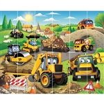 walltastic my 1st jcb wallpaper mural