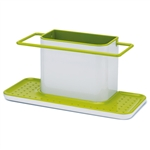 joseph joseph large white & green caddy
