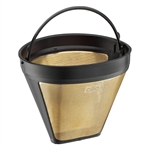 cilio 2 cup gold coffee filter