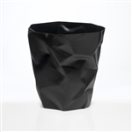 essey black mini bin bin waste bin