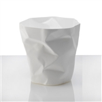 essey white mini bin bin waste bin