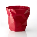 essey red mini bin bin waste bin