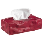 essey red wipy 2 tissue box cover